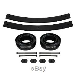 1988-2007 Ford Ranger 2 Front Spring Spacers + 2 Rear AAL Lift Kit 2WD 4x2 PRO