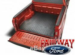 19 thru 20 Ranger OEM Ford Heavy Duty Rubber Bed Mat with RANGER Logo 5 Foot
