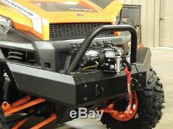 2015-2016 Polaris Ranger 570 Full Size UTV Heavy Duty Front Bumper WithWinch Mount