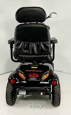 2017 Freerider Land Ranger XL 8mph off road mobility scooter