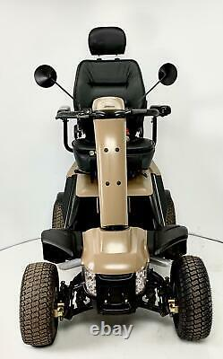 2019 Pride Ranger 8mph Full suspension mobility scooter