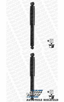 2x NEU MONROE Stoßdämpfer MONROE ADVENTURE D8092 für Ford Ranger