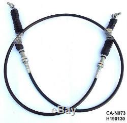 7081005 Heavy Duty Shift Cable Selector for Polaris Ranger 2004-2006 UTV 2X4 4X4