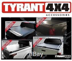 #9302018 Heavy Duty Aluminium Roller Shutter Lockable to suit Ford Ranger 2012+