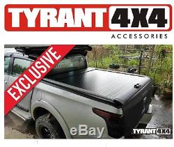 #9302018 Heavy Duty Aluminium Roller Shutter Lockable to suit Ford Ranger MK2 X