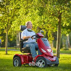 Abilize Ranger 8mph Mobility Scooter Large all Terrain Road Legal Travels 31mile