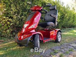 Abilize Ranger Mobility Scooter. All Terrain Heavy Duty. Strider St6 Mobility
