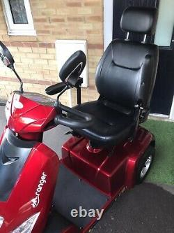 All terrain mobility scooter 8mph