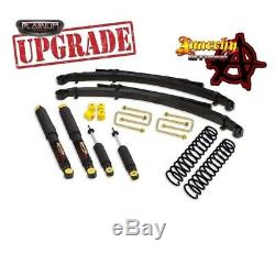 Anarchy Platinum 2 Heavy Duty Lift Kit for FORD RANGER PX F12