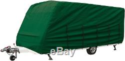 Bailey Ranger Series 5 460/2 2007 Heavy Duty Caravan Cover Green 4ply