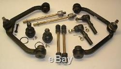 Ball Joint Control Arm Inner Outer Tie Rod Set 2WD Ford Ranger Mazda 1998 2004