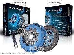 Blusteele HEAVY DUTY Clutch Kit for Ford Ranger PJ 2.5 Ltr 2.5 MZR-CD suits DMR