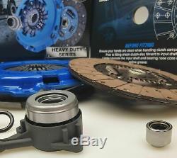 Blusteele HEAVY DUTY clutch kit for FORD RANGER PX XL XLT wildtrak, P5AT 3.2L