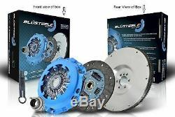 Blusteele HEAVY DUTY clutch kit with FLYWHEEL for Ford Ranger PK 2.5L 2.5 MZR-CD