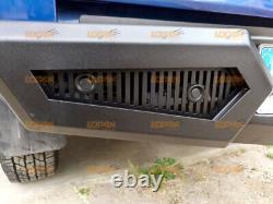 FORD RANGER 2012 2021 Rear Bumper Black Heavy-Duty Parking Sensors T6 T7 T8