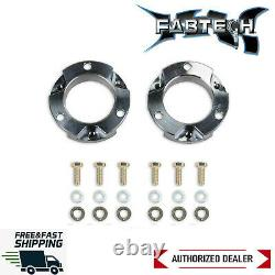 Fabtech Heavy Duty 2.5 Front Leveling Kit System Fits 2019-2020 Ford Ranger