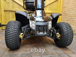 Fellman Chaser 100 Mobility Scooter. ALL TERRAIN MOBILITY SCOOTER. PRIDE RANGER