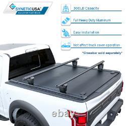 Fit 2019-2022 Ranger Hard Tonneau Cover Aluminum Waterproof Retractable 5ft Bed