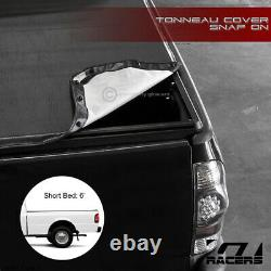 For 1983-2011 Ford Ranger/Mazda B-Series 6/72' Bed Snap-On Vinyl Tonneau Cover