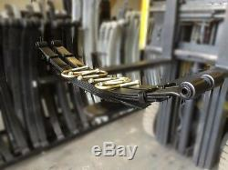Ford Ranger 2012 On 4+2 Heavy Duty Leaf Springs With U Bolts (oe Spec) T6 Model