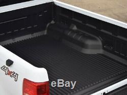 Ford Ranger 2012 On Extra Cab Aeroklas Heavy Duty Load Bed Liner Under Rail