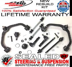 Ford Ranger Mazda 2wd Ball Joint Control Arm Inner Outer Tie Rod Set 1998 2004