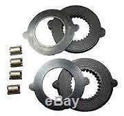Ford Ranger Pj Pk Dana Lsd Clutch Plates & Spring Set Heavy Duty