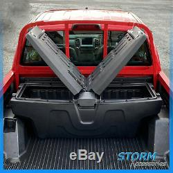 Ford Ranger T6 12+ Heavy Duty Load Bed Toolbox Storage Tool Box Side Opening