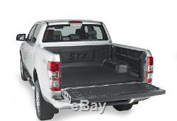 Ford Ranger T6 2012 on Double Cab Under Rail Load Bed Liner Bedliner Heavy Duty