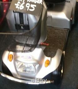 Free Rider City Ranger MOBILITY SCOOTER 8 mph Serviced & Warranted