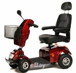 Freerider City Ranger 8 Luxury Class 3 Road Worthy Mobility Scooter