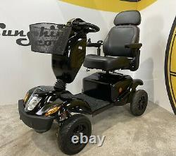 Freerider Land Ranger XL8 Electric Mobility Scooter Heavy Duty, All Terrain