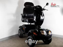 Freerider Land Ranger XL, 8mph Large Mobility Scooter, Road Legal, FREE Delivery