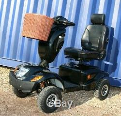 Freerider Land Ranger XL Off Road Mobility Scooter WARRANTY NEW Batteries 1239
