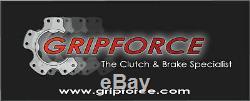 Fx Heavy-duty Clutch Kit& Flywheel 95-01 Ford Ranger Mazda B2300 B2500 2.3l 2.5l