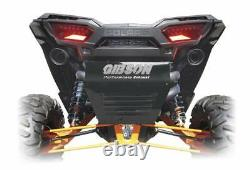 Gibson Performance Exhaust Dual Exhaust For 15-20 Polaris Ranger RZR XP 4 1000