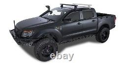 HD 1 Bar Rhino Roof Rack Front for FORD Ranger PX/PXII Dual Cab 10/11on JA0210