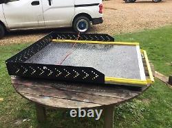 HEAVY DUTY LOAD BED SLIDING TRAY Pickup Bed Ally Backs Tool Box Ford Ranger
