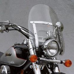 Harley FXSTD Softail Deuce'00-'07 Heavy Duty Ranger Windshield