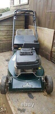 Hayter Ranger 455E heavy duty mower