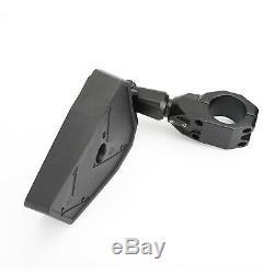 Heavy Duty Aluminum 1.75 Rear View Mirrors For Polaris RZR S Ranger XP1000