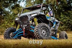 Heavy Duty Monster Pair of Rear Axles for Polaris Ranger 500/800