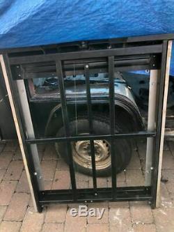 Heavy Duty Sliding Tray for Pickup VW Amarok Dmax Ranger Hilux Universal Fitting