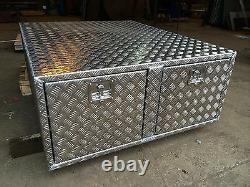 Heavy duty Aluminium drawer Navara L200 Hilux Ranger storage box