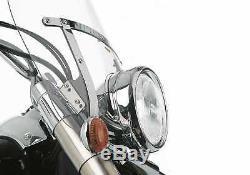 Honda VT750 Shadow 2004-2009 RC50 National Cycle Windshield Ranger Heavy Duty