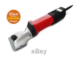 Horse Clippers Masterclip Heavy Duty Ranger Clipper with 2 Year UK Warranty