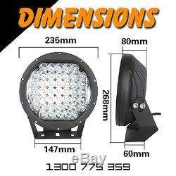 LED Spot Light 1x 225w Heavy Duty CREE 12/24v Brightest on the Market