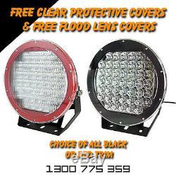 LED Work Lights 1x SET (2x pieces) 225w Heavy Duty CREE 12/24v