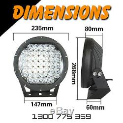 LED Work Lights 6x 225w Heavy Duty CREE 12/24v Brightest on the Market Today