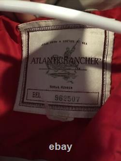 Mens Heavy Duty Atlantic Rancher XL Dryhandle 100% Cotton Waterproof Fabric